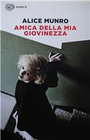 Alice Munro cover book- Einaudi 2017