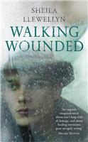 'Walking wounded'- my cover,England 2018